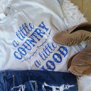 Country/ Hood Tees